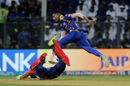 Hardik Pandya's brilliance accounted for Aditya Tare, Mumbai Indians v Delhi Daredevils, IPL, Mumbai, April 22, 2017