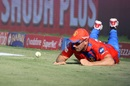 Aaron Finch saved a certain boundary, Gujarat Lions v Kings XI Punjab, IPL 2017, Rajkot, April 23, 2017