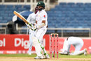 Azhar Ali fell to a loose cut shot to a wide ball, West Indies v Pakistan, 1st Test, Jamaica, 3rd day, April 23, 2017