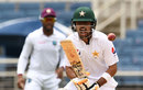 Babar Azam makes his intentions clear, West Indies v Pakistan, 1st Test, Jamaica, 3rd day, April 23, 2017