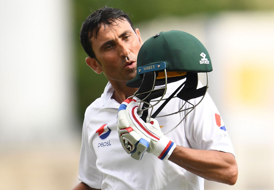 Younis Khan leaves fans wanting more after reaching 10,000 Tests runs