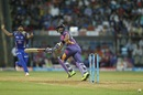 Manoj Tiwary turns one away fine, Mumbai Indians v Rising Pune Supergiant, IPL 2017, Mumbai, April 24, 2017