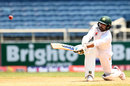 Mohammad Amir nails a slog-sweep, West Indies v Pakistan, 1st Test, Jamaica, 4th day, April 24, 2017