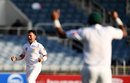 Yasir Shah claimed four wickets during the evening session, West Indies v Pakistan, 1st Test, Jamaica, 4th day, April 24, 2017