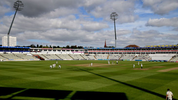General view of Edgbaston