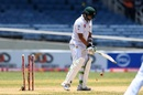Azhar Ali dragged on for 1, West Indies v Pakistan, 1st Test, Jamaica, 5th day, April 25, 2017