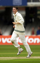 Travis Friend celebrates a wicket, England v Zimbabwe, Lord's, May 22, 2003