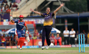 Nathan Coulter-Nile dismissed Rishabh Pant and Shreyas Iyer within five deliveries, Kolkata Knight Riders v Delhi Daredevils, IPL 2017, Kolkata, April 28, 2017