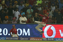 Manan Vohra plucked the ball out of thin air and pushed it back into the field of play before tumbling outside the boundary, Kings XI Punjab v Sunrisers Hyderabad, IPL 2017, Mohali, April 28, 2017