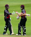 Roelof van der Merwe and Dean Elgar added 213 to rescue Somerset from 22 for 5, Somerset v Surrey, Royal London Cup, South Group, Taunton, April 28, 2017
