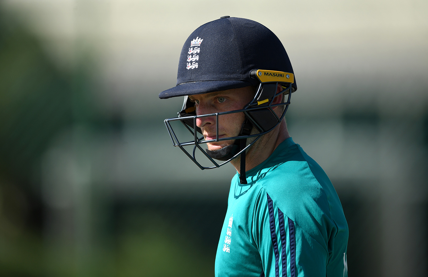 Jos Buttler at a nets session