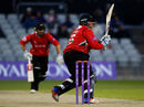 Mark Cosgrove proved a formidable obstacle, Lancashire v Leicestershire, Royal London Cup, North Group, Old Trafford, April 28, 2017