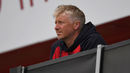 Glen Chapple, Lancashire's coach, studies his side, Lancashire v Leicestershire, Royal London Cup, North Group, Old Trafford, April 28, 2017