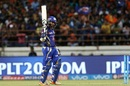 Parthiv Patel razed Lions early with a 32-ball fifty, Gujarat Lions v Mumbai Indians, IPL, Rajkot, April 29, 2017