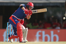 Corey Anderson top-scored for Delhi Daredevils with 18, one of three batsmen to score in double figures, Kings XI Punjab v Delhi Daredevils, IPL 2017, Mohali, April 30