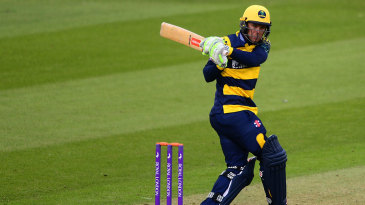 Colin Ingram top-scored for Glamorgan with 72