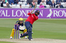 Ashar Zaidi plundered 72 off 40 balls, Essex v Hampshire, Royal London Cup, South Group, Chelmsford, April 30, 2017