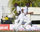 Jason Holder and Roston Chase turned the tables on Pakistan, West Indies v Pakistan, 2nd Test, Bridgetown,1st day, April 30, 2017