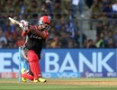 Pawan Negi hit 35 off 23 balls, Mumbai Indians v Royal Challengers Bangalore, IPL 2017, Mumbai, May 1, 2017