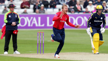 Neil Wagner picked up a four-wicket haul