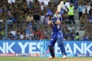 Jos Buttler nails a cut, Mumbai Indians v Royal Challengers Bangalore, IPL 2017, Mumbai, May 1, 2017