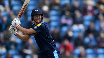 Gary Ballance maintained his excellent form