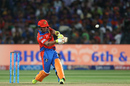 Brendon McCullum swats one over the midwicket boundary, Rising Pune Supergiant v Gujarat Lions, IPL 2017, Pune, May 1, 2017