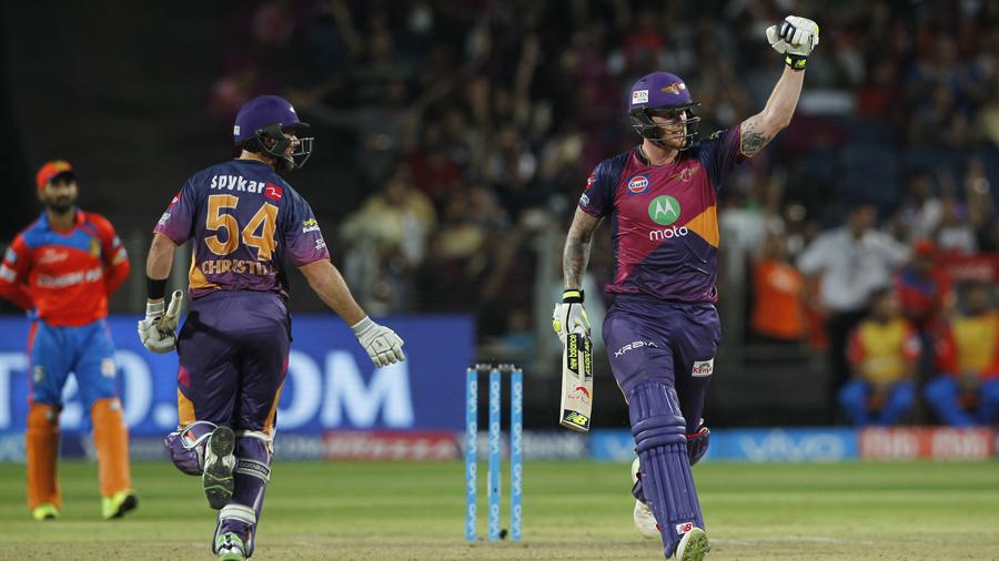Stokes success justifies IPL focus - Morgan