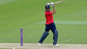 Ravi Bopara steadied Essex after an early wobble