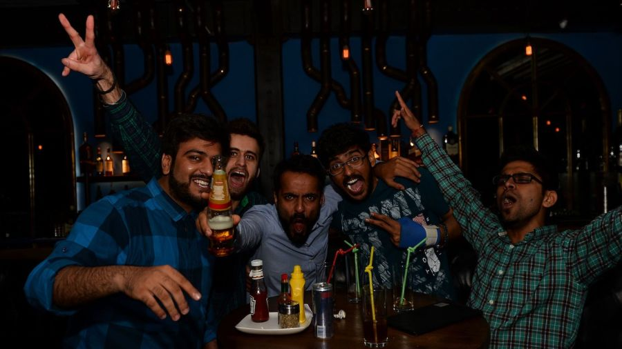 In IPL season every night is a boys' night out