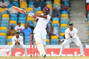 Shimron Hetmyer found the boundary regularly on the third evening, West Indies v Pakistan, 2nd Test, Bridgetown, 3rd day, May 2, 2017