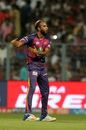 Imran Tahir brings out a new celebration, Kolkata Knight Riders v Rising Pune Supergiant, IPL 2017, Kolkata, May 3, 2017