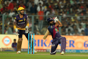 Rahul Tripathi's 23-ball fifty