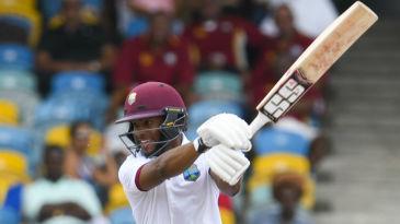 Shai Hope's defiance kept West Indies alive