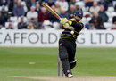 Phil Mustard cracked 90 to lead the Gloucestershire run chase, Essex v Gloucestershire, Royal London Cup, South Group, Chelmsford, May 4, 2017