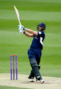 Dawid Malan hits out for Middlesex in the London derby, Surrey v Middlesex, Royal London Cup, South Group, Kia Oval, May 5, 2017
