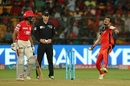 Yuzvendra Chahal finished with figures of 2 for 21, Royal Challengers Bangalore v Kings XI Punjab, IPL 2017, Bengaluru, May 5, 2017