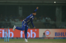 Harbhajan Singh bagged a three-wicket haul, Delhi Daredevils v Mumbai Indians, IPL 2017, Delhi, May 6, 2017