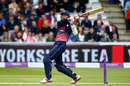 Alex Hales fetches one over the leg side, England v Ireland, 2nd ODI, Lord's, May 7, 2017