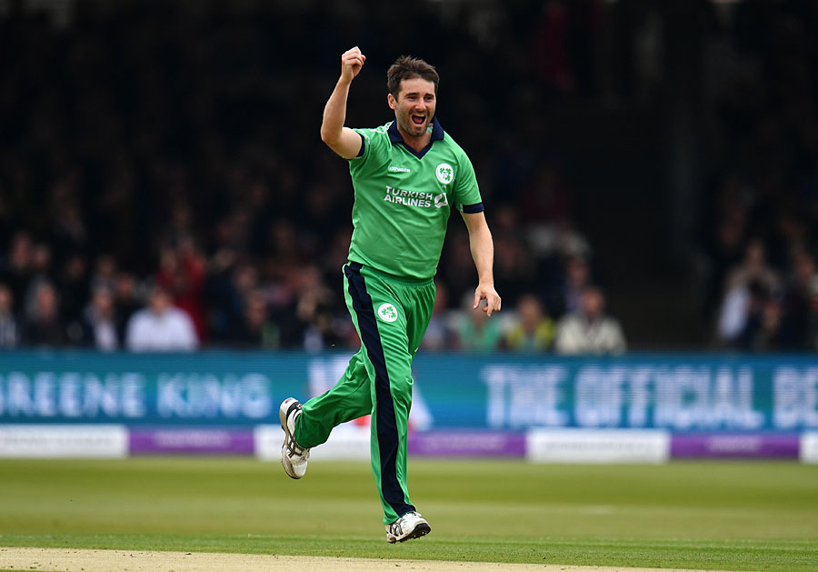 Ireland lose to England at Lords