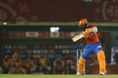 Dinesh Karthik steered Gujarat Lions home with an unbeaten 35, Kings XI Punjab v Gujarat Lions, IPL 2017, Mohali, May 7, 2017