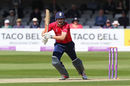 Alastair Cook was one of two Essex century-makers, Essex v Sussex, Royal London Cup, South Group, May 10, 2017