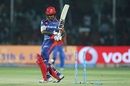 Sanju Samson's middle stump was dislodged by Pradeep Sangwan, Gujarat Lions v Delhi Daredevils, IPL 2017, Kanpur, May 10, 2017