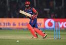 Shreyas Iyer guides the ball behind square, Gujarat Lions v Delhi Daredevils, IPL 2017, Kanpur, May 10, 2017