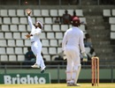Kieran Powell reaches out for a catch, West Indies v Pakistan, 3rd Test, Roseau, 2nd day, May 11, 2017