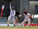 Sarfraz Ahmed appeals successfully for caught-behind against Kraigg Brathwaite, West Indies v Pakistan, 3rd Test, Roseau, 3rd day, May 12, 2017