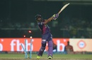 Manoj Tiwary was bowled off the last ball of the chase, Delhi Daredevils v Rising Pune Supergiant, IPL 2017, Delhi, May 12, 2017