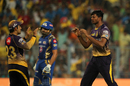 Ankit Rajpoot trapped Rohit Sharma in front, Kolkata Knight Riders v Mumbai Indians, IPL 2017, Kolkata, May 13, 2017