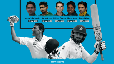 Graphic: Who after Misbah and Younis?