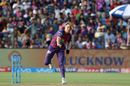 Adam Zampa removed the two Sharmas - Ishant and Mohit - in the 16th over, Rising Pune Supergiant v Kings XI Punjab, IPL 2017, Pune, May 14, 2017